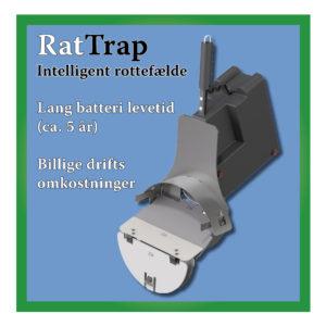 Billede af rottefælde RatTrap
